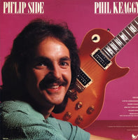 Phil Keaggy ‎– Ph'lip Side (*Used-Vinyl. 1980, Sparrow) Near mint