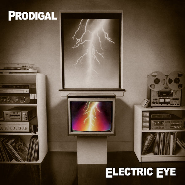 PRODIGAL - ELECTRIC EYE (Legends Remastered) (*NEW-2 CD Set, 2018, Retroactive Records)