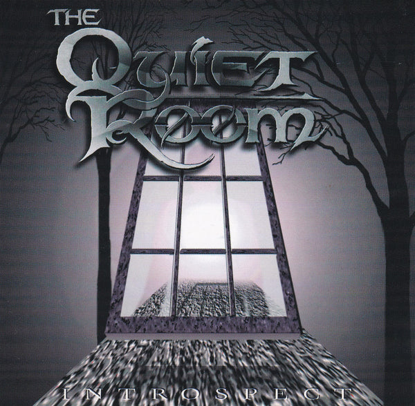 THE QUIET ROOM - INTROSPECT (Used-CD, 1997, Metal Blade Records) Prog Metal