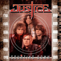 JUSTICE - COUNTING DOWN + Unreleased Album (CD, 2020, Soundmass) AOR/Hard Rock/Metal from Australia