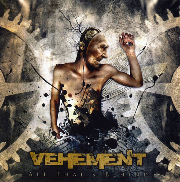 Vehement – All That's Behind (*CD Pre-Owned, 2009, My Kingdom Music) THRASH-Speed Metal