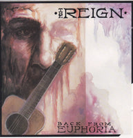 THE REIGN - BACK FROM EUPHORIA (*Used-CD, 1989, Jondo Records) Prod Gene Eugene / Darrell Mansfield plays
