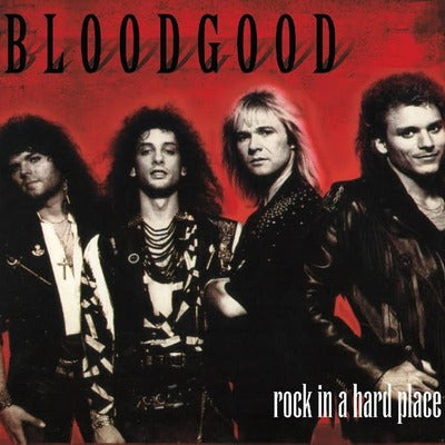BLOODGOOD - ROCK IN A HARD PLACE (Legends Remastered) (*NEW-CD, Retroactive Records)