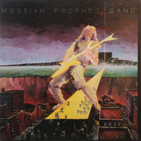 MESSIAH PROPHET - ROCK THE FLOCK (CD, 1984, U.C.A.N.)