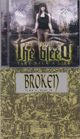 LOT OF 4 CHRISTIAN METAL *NEW-CDs - RANSOM + BRIDE + REX CARROLL + BROKEN SILENCE #2