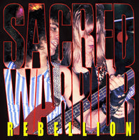 SACRED WARRIOR - REBELLION: METAL ICON SERIES (*NEW-CD, 2019, Retroactive Records)