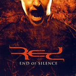RED - END OF SILENCE (*Pre-Owned CD, 2006, Essential) hard rock