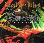 VENGEANCE RISING - RELEASED UPON THE EARTH (*Used-CD, 1992, Intense Records) Original Issue