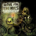 Alove For Enemies ‎– Resistance (*NEW-CD, 2006, Facedown) Metalcore/Hardcore