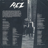 REZ - BETWEEN HEAVEN & HELL (*Used-1985, Sparrow Records) Pristine w shrinkwrap