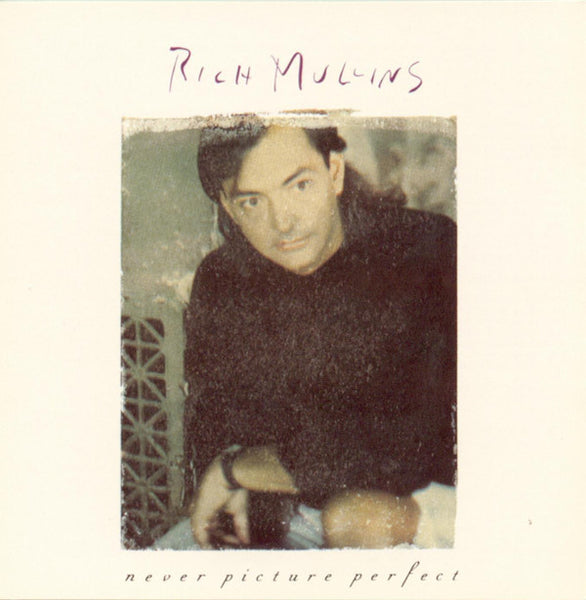 Rich Mullins ‎– Never Picture Perfect (*Used-CD, 1988, Reunion)