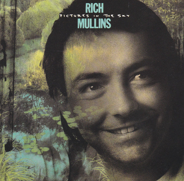 RICH MULLINS - PICTURES IN THE SKY (*CD, 1987, Reunion)