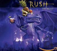 Rush ‎– Rush In Rio (*Pre-Owned 3-CD Set, 2003, Atlantic) live set