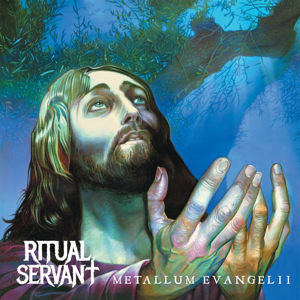 RITUAL SERVANT - METTALUM EVANGELII (*NEW-CD, 2019, Roxx) Old School THRASH Masterpiece!