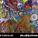 The World Will Burn - RuiNation (*NEW-CD, 2017, Retroactive) Dale Thompson Bride vocalist