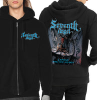 HOODIE - SEVENTH ANGEL - LAMENT FOR THE WEARY