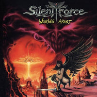 Silent Force ‎– Worlds Apart (*Pre-Owned CD, 2004, Noise Records) ex-Royal Hunt DC Cooper melodic metal