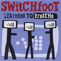 SWITCHFOOT- LEARNING TO BREATHE (*NEW-CD, 2000)