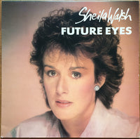 SHEILA WALSH - FUTURE EYES (*Used-Vinyl, 1984, Word UK) Import extra track not on USA Version