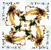 STEVE TAYLOR - SQUINT (*Used-CD, 1993, Warner Alliance)