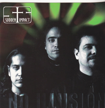 SUDDEN IMPACT - NO ILLUSION (*CD, 1998, Word Up Ministries) 90's Independent