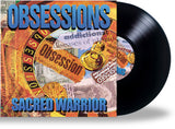 SACRED WARRIOR - OBSESSIONS (*NEW-180 Gram Random Color or Black Vinyl, Retroactive) Limited 200 Units