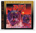 SAINT - TIMES END (*NEW-GOLD DISC EDITION CD, 2020, Retroactive) ***PRE-ORDER