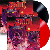 SAINT - TIMES END (NEW-VINYL Black or Red 180 Gram 2020, Retroactive) 200 Red / 100 Black