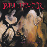 BELIEVER - SANITY OBSCURE (*Used-CD, 1990, R.E.X.) Original Issue