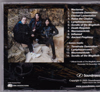 MORTIFICATION-SCROLLS OF THE MEGILLOTH (*NEW-CD, 2005, Soundmass) +4 Demo Tracks