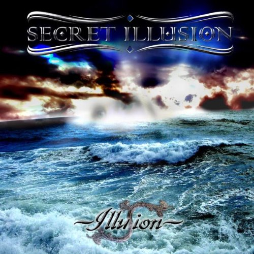 SECRET ILLUSION - ILLUSION (*Pre-Owned CD, 2011, Risking Records UK) Rare Greek Power Metal
