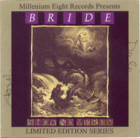 BRIDE - SHOW NO MERCY (*NEW-CD, 1999, Millennium Eight Records) 2x *Autographed 7x bonus tracks