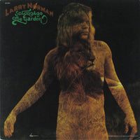 LARRY NORMAN - SO LONG AGO THE GARDEN (*Used-Vinyl Gatefold, 1973, MGM)