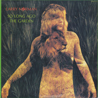 LARRY NORMAN - SO LONG AGO THE GARDEN (*Used-Vinyl, 1980, Phydeaux) Pristine condition