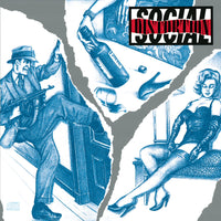 Social Distortion ‎– Social Distortion (*Used-CD, 1990, Epic) Classic Rawk!