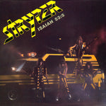 STRYPER - SOLDIERS UNDER COMMAND (*Used-Black Vinyl, 1985, Enigma)