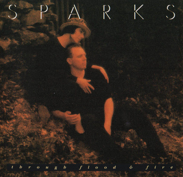 Sparks ‎– Through Flood & Fire (*Used-CD, 1990, Reunion) Bash-N-The Code