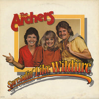 The Archers ‎– Spreadin' Like Wildfire (*Used-Vinyl, 1981) Amazing AOR Pop CCM