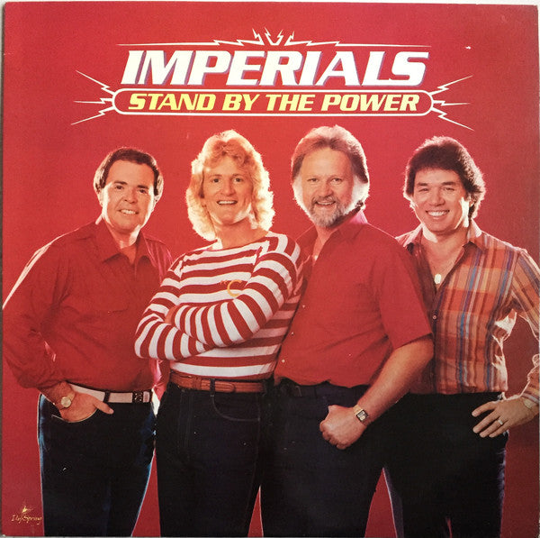 Imperials ‎– Stand By The Power (*Used-Vinyl, 1982, Dayspring)