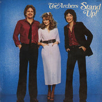 The Archers ‎– Stand Up! (*Used-Vinyl, 1979, Light) Funk Soul CCM