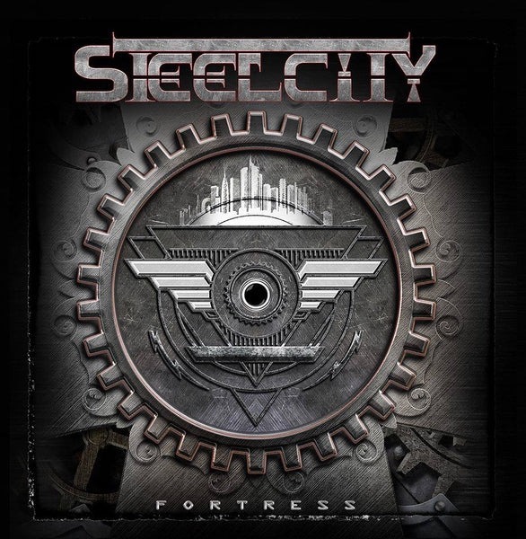 STEELCITY - FORTRESS (*NEW-CD, 2018, Kivel Records)