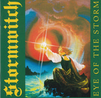 STORMWITCH - EYE OF THE STORM (*NEW-CD, 2005, Battle cry Records) Import Power Metal Reissue