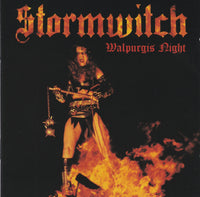 STORMWITCH - WALPURGIS NIGHT (*NEW-CD, 2004, Battle Cry Records) Elite 80's Metal CD Reissue Import!