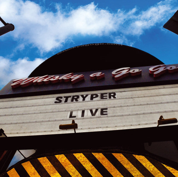 STRYPER - LIVE AT THE WHISKEY (*NEW-CD + DVD, 2014, Frontiers Records)
