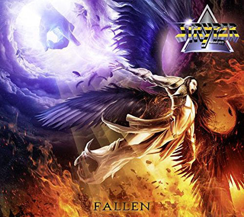 STRYPER - FALLEN (*NEW-CD, 2015, Frontiers Records)