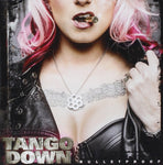 TANGO DOWN - BULLETPROOF (2016, Kivel) CD mainstream hair metal