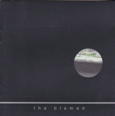 THE BLAMED - GERMANY (*Used-CD, 2000, Grrr/Burnt Toast Vinyl)
