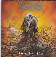 METANOIA - TIME TO DIE (*NEW-CD, 1999, Rowe Production/Diamante)