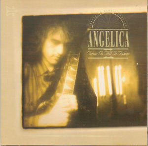 ANGELICA - TIME IS ALL IT TAKES (*Used-CD, 1992, Intense)
