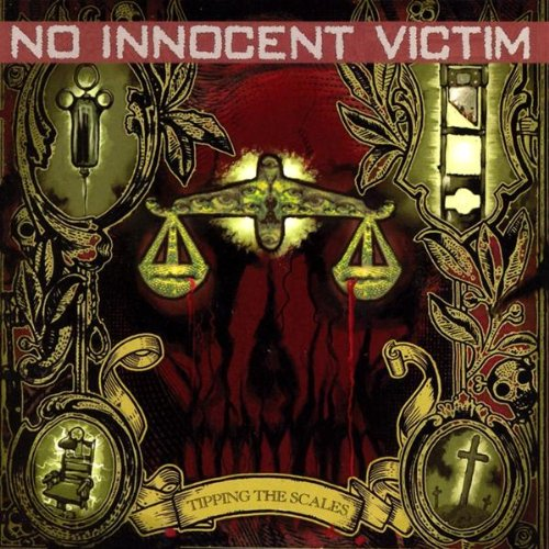 NO INNOCENT VICTIM - TIPPING THE SCALES (*Pre-Owned-CD, 2001, Victory Records) Extreme METAL!